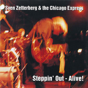 Steppin' Out - Alive!