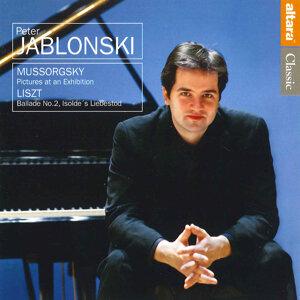 Peter Jablonski: Mussorgsky & Liszt