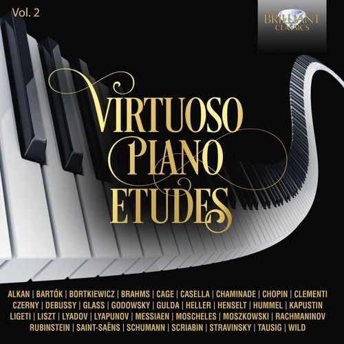 Virtuoso Piano Etudes, Vol. 2