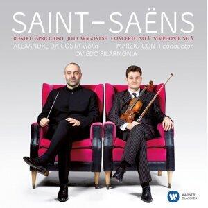 Saint-Saëns: Violin Concerto No. 3 & Symphony No. 3 - SD