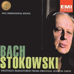Bach by Stokowski