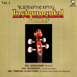 Keroncong Instrumental Pilihan, Vol. 1