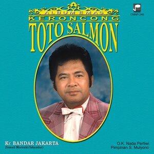 Album Emas Keroncong: Toto Salmon