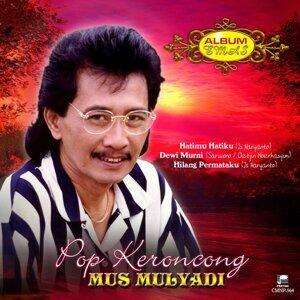 Album Emas Pop Keroncong Mus Mulyadi