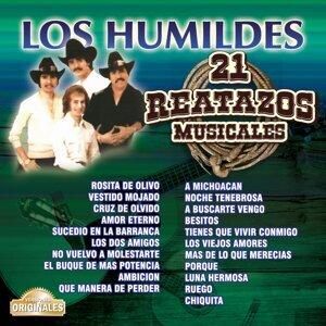 Los Humildes: 21 Reatazos Musicales
