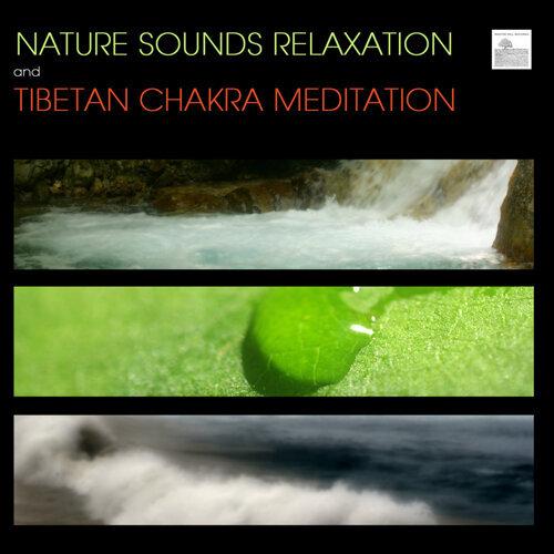 Crown Chakra and Gentle River Stream - 7th Chakra - Chakra