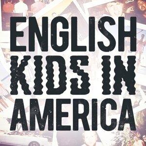 English Kids in America