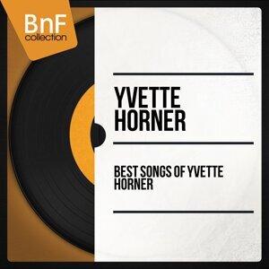 Best songs of Yvette Horner - Mono Version