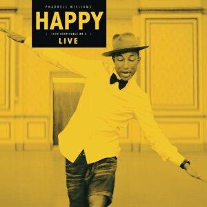 Happy (Live) - Live