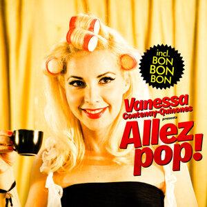 Vanessa Contenay-Quinones presents Allez Pop!
