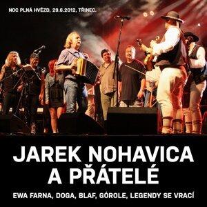 Jarek Nohavica A Přátelé - Live