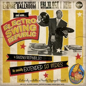 Electro Swing Republic Ballroom EP - Extended Mixes