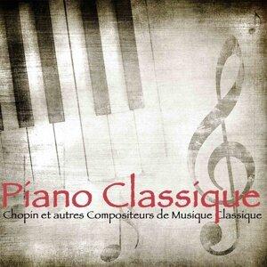 Piano Classique: Chopin Piano Musique et autres Compositeurs de Musique Classique (Bach, Beethoven, Mozart, Marcello)