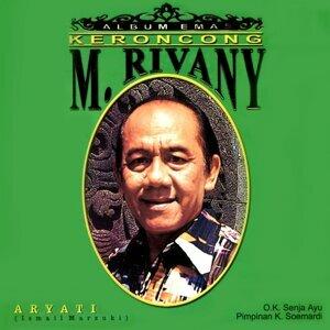 Album Emas Keroncong: M. Rivany