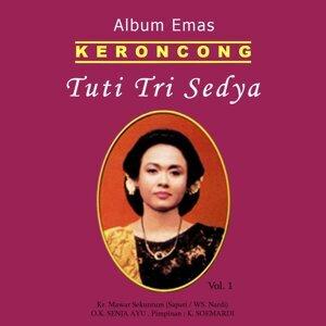 Album Emas Keroncong; Tuti Tri Sedya, Vol. 1