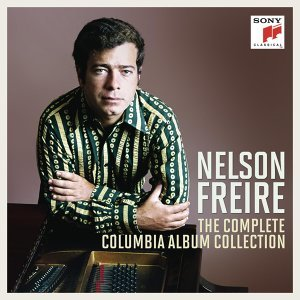 Nelson Freire - The Complete Columbia Album Collection