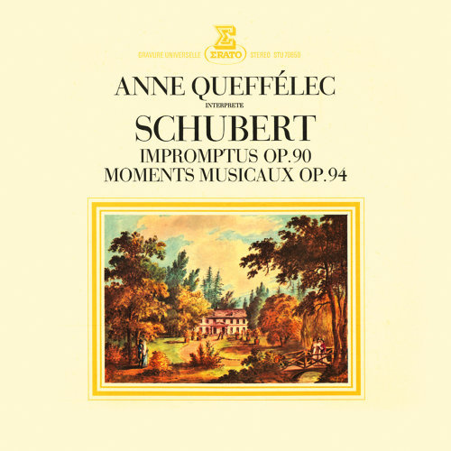 Schubert: 4 Impromptus, D. 899, 6 Moments musicaux, D. 780