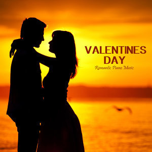 Valentines Day Romantic Piano Music - Candlelight Romantic Background Dinner Party Music for Intimate Moments