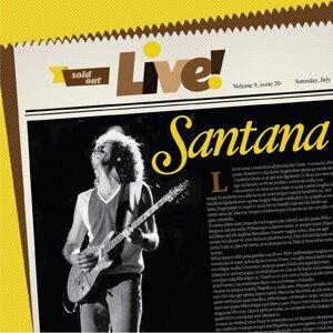Santana Live! - Live