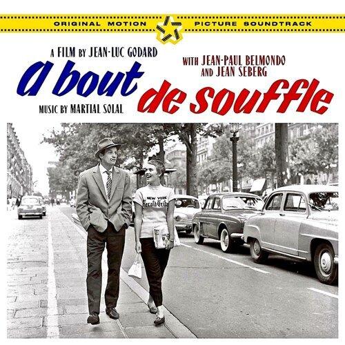 A Bout De Souffle (Original Motion Picture Soundtrack) - Remastered