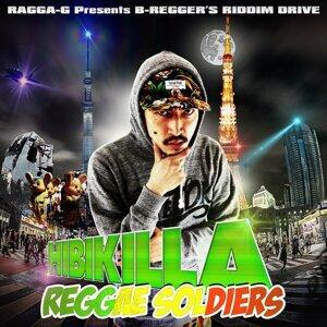 REGGAE SOLDIERS -Single