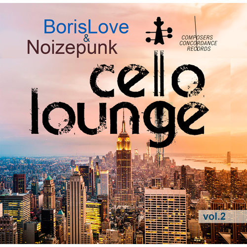 Cello Lounge, Vol. 2