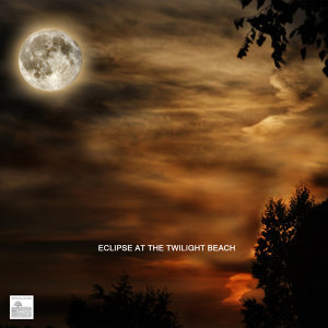 Eclipse at the Twilight Beach