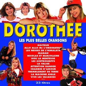 Les plus belles chansons de Dorothée - 23 titres originaux