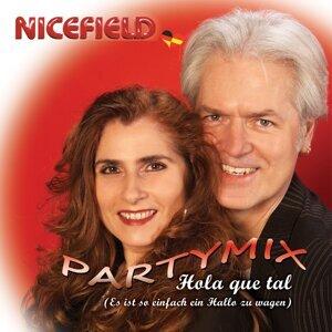Hola que tal (Es ist so einfach ein Hallo zu wagen) - Partymix