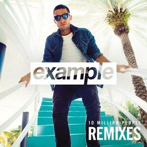 10 Million People (Remixes) - Remixes