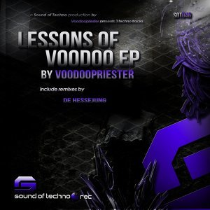 Lessons Of Voodoo EP