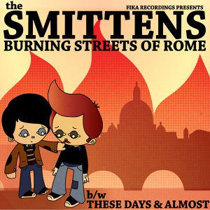 Burning Streets of Rome