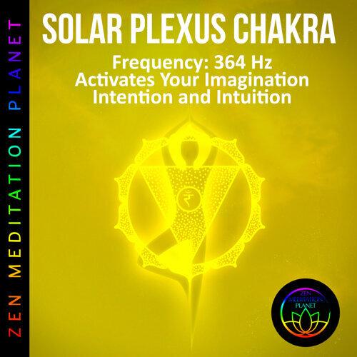 Zen Meditation Planet - Solar Plexus Chakra, Frequency - 364