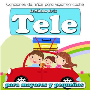 Canciones de Niños para Viajar en Coche. La Música de la Tele para Mayores y Pequeños