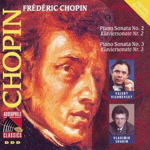 Chopin: Piano Sonatas Nos. 2 & 3