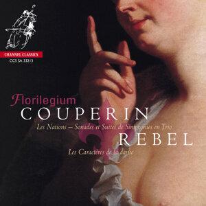 Couperin: Les Nations - Rebel: Les caractères de la danse