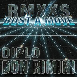 """Bust A Move - 12"""" Remixes"""