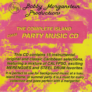 The Complete Island Party Music CD