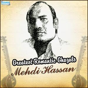Greatest Romantic Ghazals by Mehdi Hassan