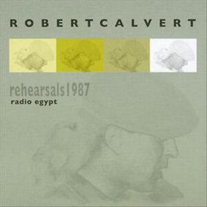 Radio Egypt - Rehearsals 1987
