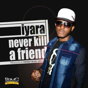 Never Kill a Friend - Single