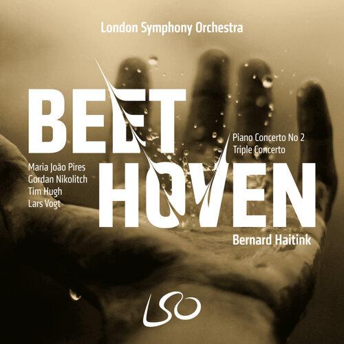 Beethoven: Piano Concerto No. 2 & Triple Concerto - Bonus Track Version