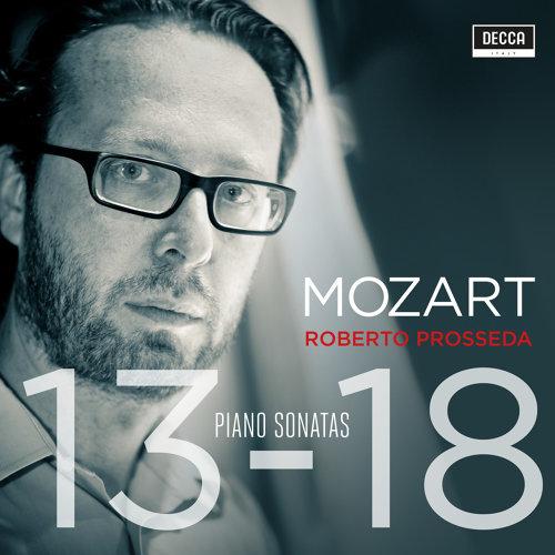 Mozart: Piano Sonatas Nos. 13-18