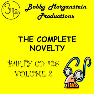The Complete Party Novelty CD - Vol 2