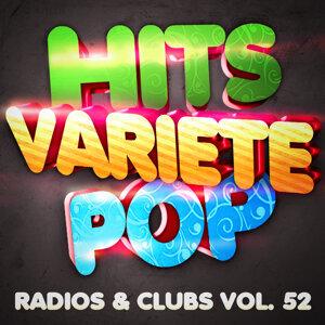 Hits Variété Pop, Vol. 52  (Top radios & clubs)