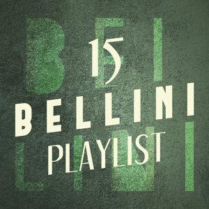 15 Bellini Playlist