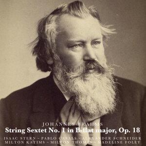 Brahms: String Sextet No. 1 in B-Flat Major, Op. 18