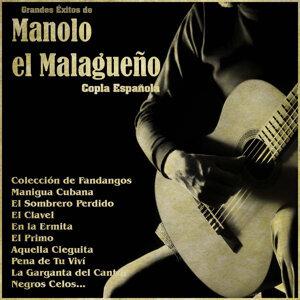 Grandes Éxitos de Manolo el Malagueño - Copla Española