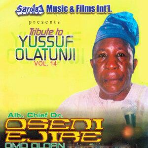 Tribute to Yussuf Olatunji, Vol. 14