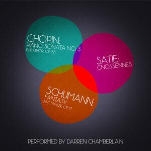 Chopin: Piano Sonata No. 3, Satie: Gnossiennes & Schumann: Fantasy